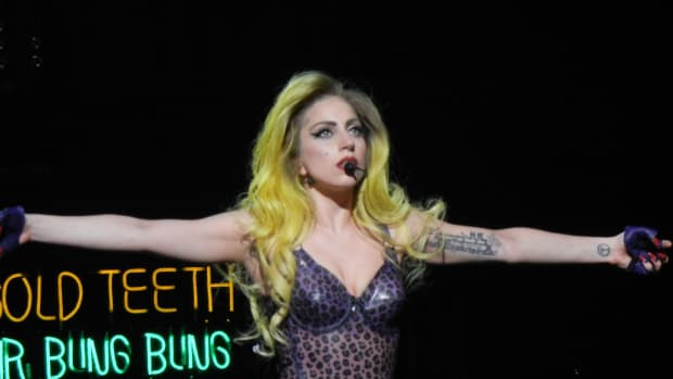 Lady Gaga Fires Back At Super Bowl Performance Critics (Photo) Promo Image
