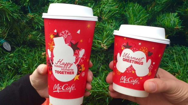 McDonald's New Holiday Cup Ignites Twitter Storm Promo Image
