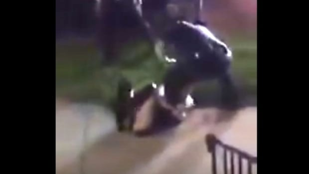Rhode Island Cop Punches, Drags Woman (Video) Promo Image
