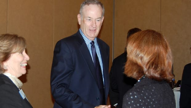 Bill O'Reilly Laughs At Brutal United Passenger Video Promo Image