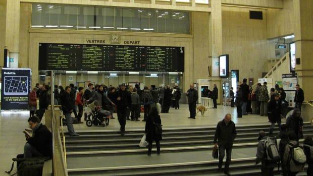 Witness: Train Station Bomber Shouted 'Allahu Akbar' Promo Image
