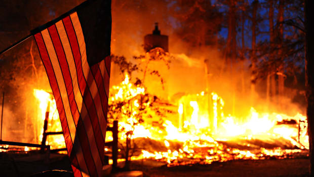 Clinton, Dems Supported Flag Burning Amendment Too Promo Image