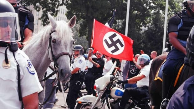 SPLC: Number Of Hate Groups Spiked In 2016 Promo Image