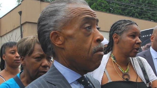 Rev. Al Sharpton Not Leaving The US, Pledges To Fight Promo Image