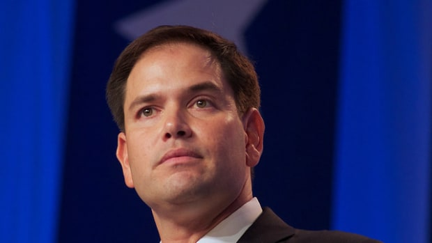 Rubio: Trump Must Answer If He Violated Cuban Embargo Promo Image