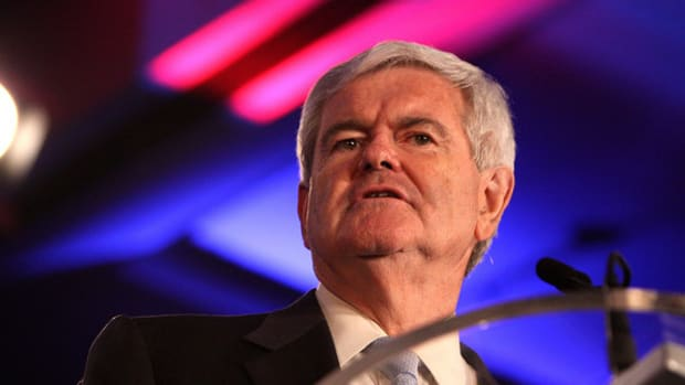 Gingrich: Deport Muslims Who Support Sharia Law (Video) Promo Image