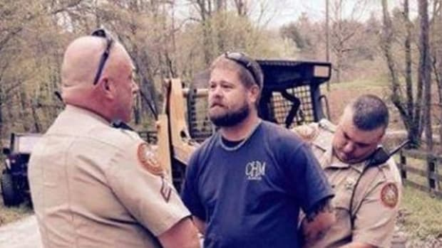 Grieving Father Of Dead 16-Year-Old Girl Arrested After Taking Matters Into His Own Hands (Photo) Promo Image