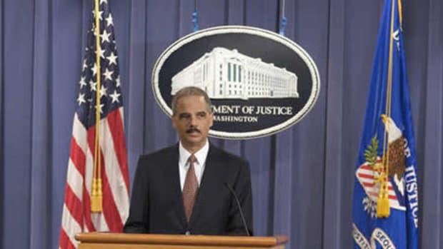 Holder Says Obama Ready To Return To Politics Promo Image