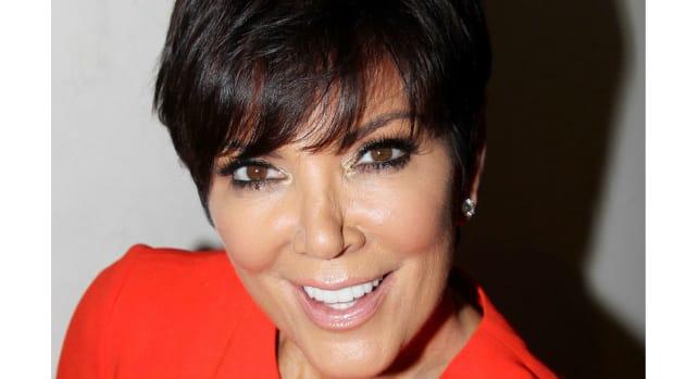 Kris Jenner Blames Producers For Oscars Gaffe Promo Image