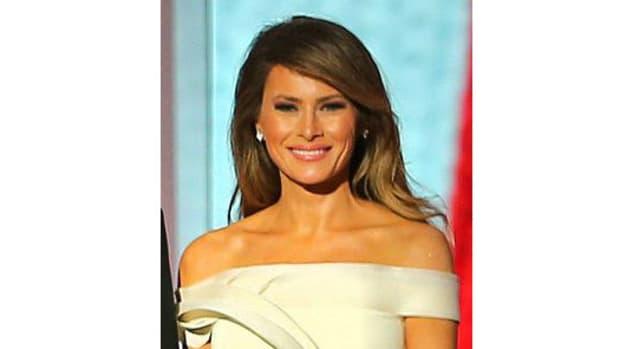Melania Trump's Post-Inauguration Plan Crumbles Promo Image