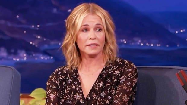 Chelsea Handler Slams Sean Spicer Over Hitler Comments (Video) Promo Image