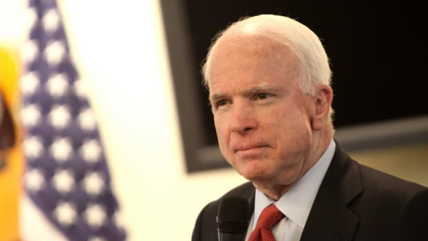 Rubio, McCain Skeptical Of Tillerson As Top Diplomat Promo Image