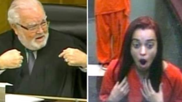 Teen Girl's Jaw Hits The Floor When She Realizes What Judge Is Going To Do (Video) Promo Image
