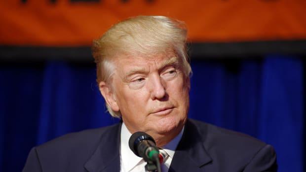 Poll: Trump Makes 82% Of Latino Voters Fear The Future Promo Image