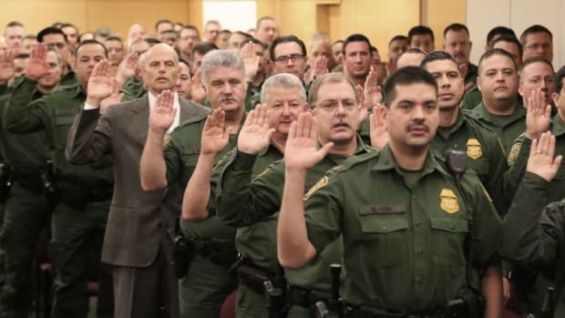 White House Might Hire Thousands Of New Border Agents Promo Image