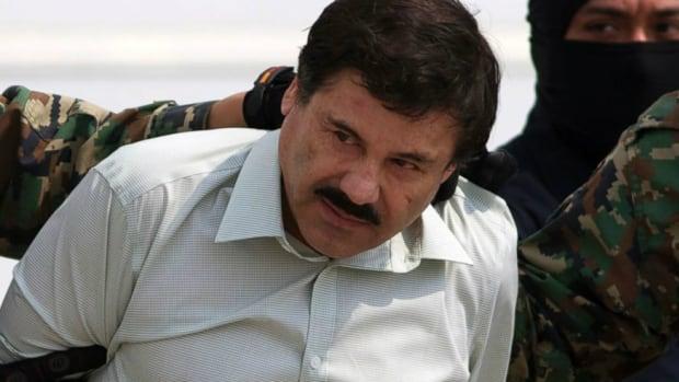 Mexican Authorities Send El Chapo Over To U.S. Promo Image