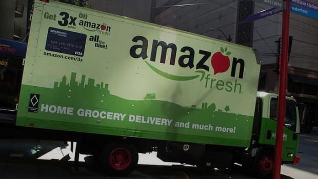 Amazon To Cash In On Food Stamps Promo Image