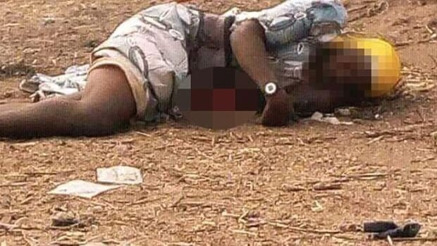 Mob Lynches Suicide Bomber After She Fails To Detonate (Photo) Promo Image
