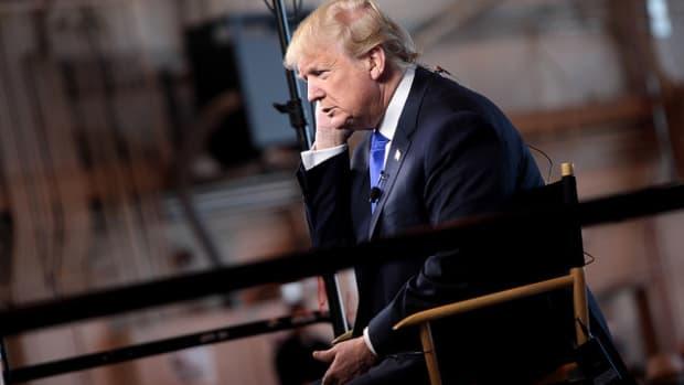 Study: Trump Coverage More Negative Than Predecessors Promo Image