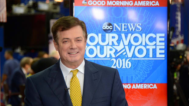Manafort's Ties To Russia Are Not Surprising Promo Image