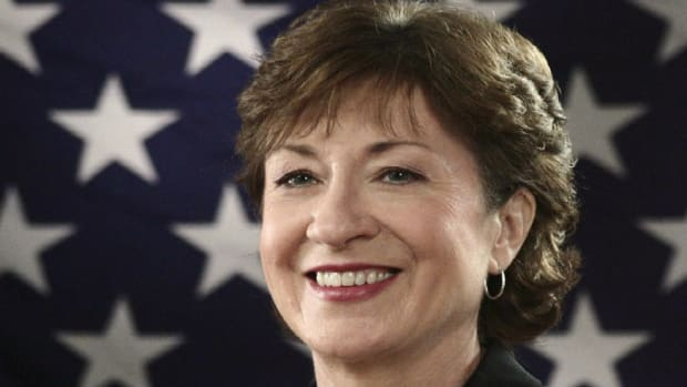 GOP Sen. Susan Collins: Trump 'Unworthy' Of Presidency Promo Image