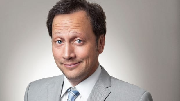 Rob Schneider Blasted For 'Whitesplaining' In MLK Tweet  Promo Image