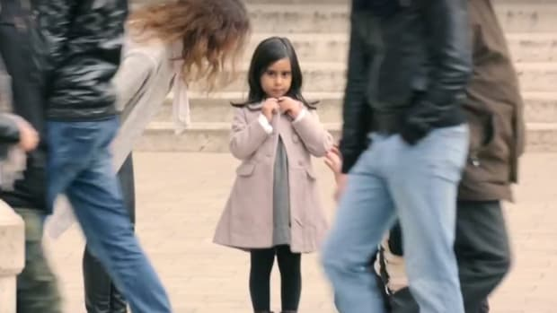 People Care About Child When She's Well-Dressed (Video) Promo Image