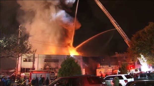 Death Toll Expected To Rise In Oakland Fire (Photos) Promo Image