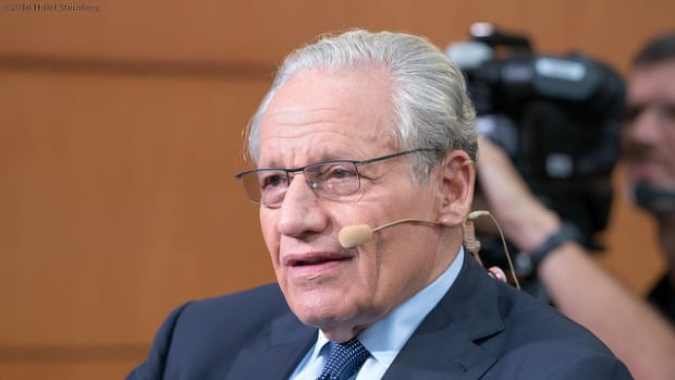 Woodward: Media Should Stop Looking For Next Watergate Promo Image