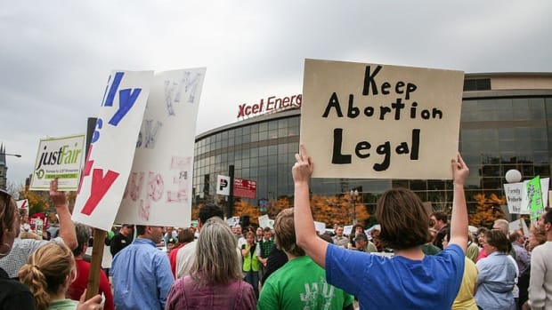 Alaska Lawmaker Censured For Abortion Comments Promo Image