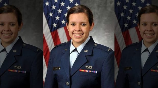 Air Force Lieutenant Found Dead In United Arab Emirates Promo Image