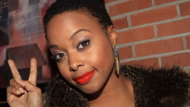 R&B Star Chrisette Michele To Sing At Trump's Inauguration Promo Image