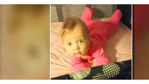 Dad Punches Baby To Death, Family Says He Was Mentally Ill (Photos) Promo Image