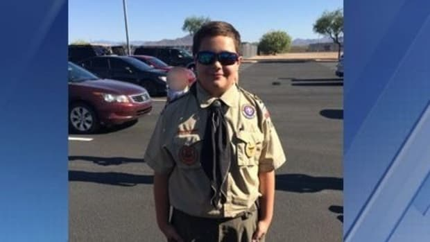 12-Year-Old Boy Dies After Hiking In 110-Degree Weather Promo Image