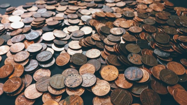 Pennies Should Be Kept As A Form Of Currency Promo Image