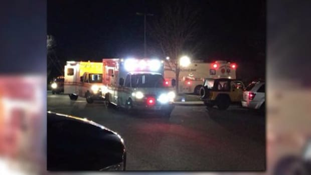 Firefighter Saves 32 Patrons From Carbon Monoxide Promo Image