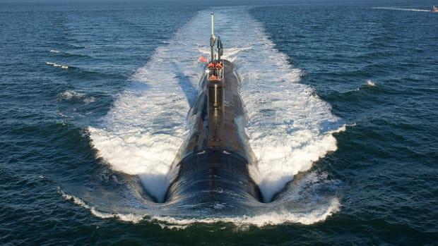 Pentagon Upset By Trump's Submarine Disclosure Promo Image