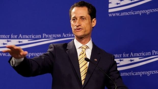 Report: Anthony Weiner Enters Rehab For Sex Addiction Promo Image