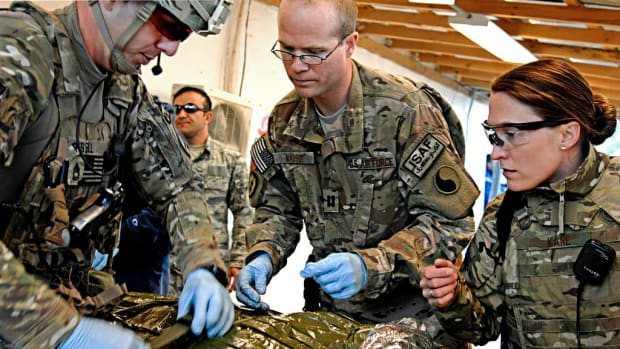 Military Should Use Animals For Medical Training Promo Image