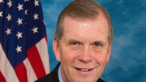 GOP Rep. Tim Walberg: God Will Fix Climate Change (Video) Promo Image