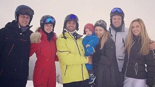 Trump Family Under Fire For Aspen Ski Trip (Photos) Promo Image
