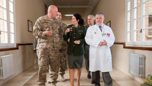 Military Should Not Use Animals For Medical Training Promo Image