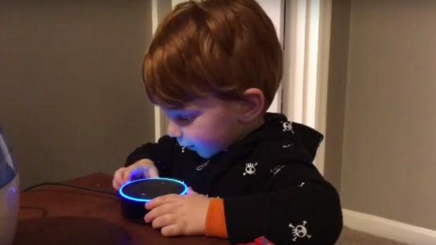 Amazon Alexa Accidentally Offers Porn To Child (Video) Promo Image