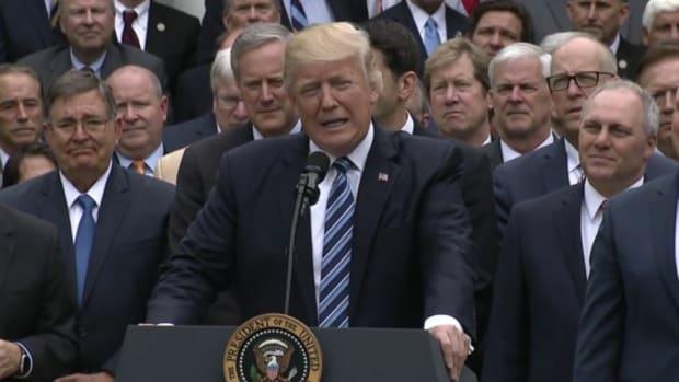 CBO: 23 Million More Uninsured Americans Under GOP Bill Promo Image