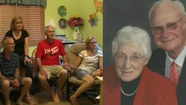 Elderly Couple Dies Within Minutes Of Each Other Promo Image