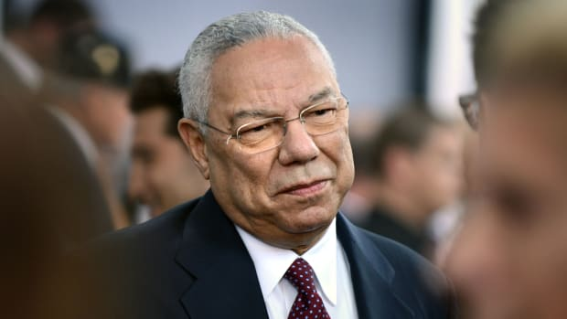 Leaked Colin Powell Email: Israel Has 200 Nukes Promo Image