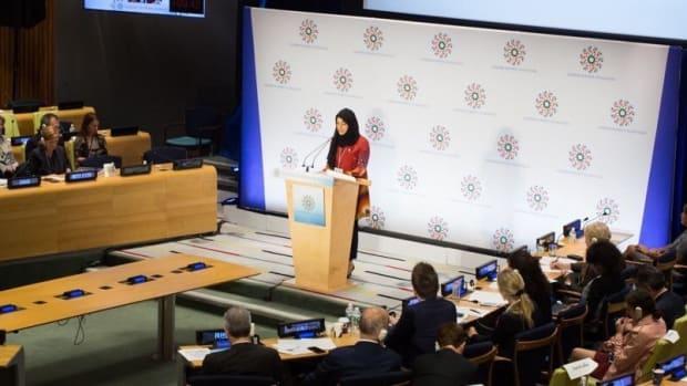 The United Arab Emirates To Take In Syrian Refugees Promo Image