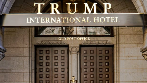 Trump Hotel Guest Arrested For Weapons In Vehicle Promo Image