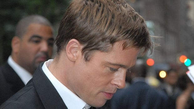 Brad Pitt: 'Boozing' Contributed To Marital Problems Promo Image
