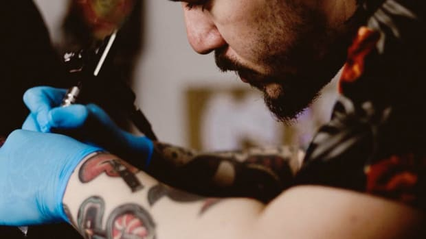 If You See A Bee Tattoo, It Means Something Important (Photos) Promo Image